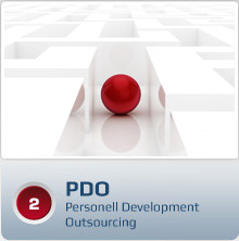 Personnel Development Outsourcing